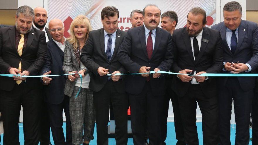 İstanbul Mobilya Fuarı başladı