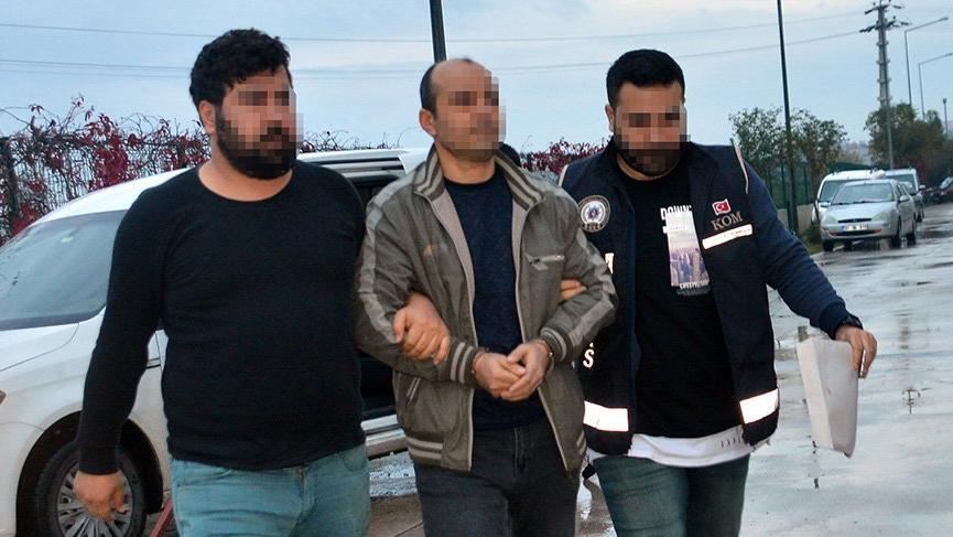 Adana merkezli 10 kentte FETÖ operasyonu