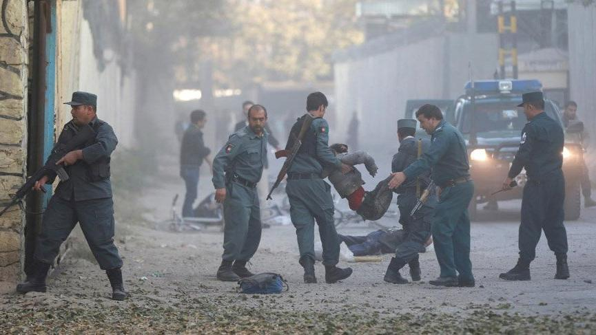 Afganistan'da patlama: 40 ölü