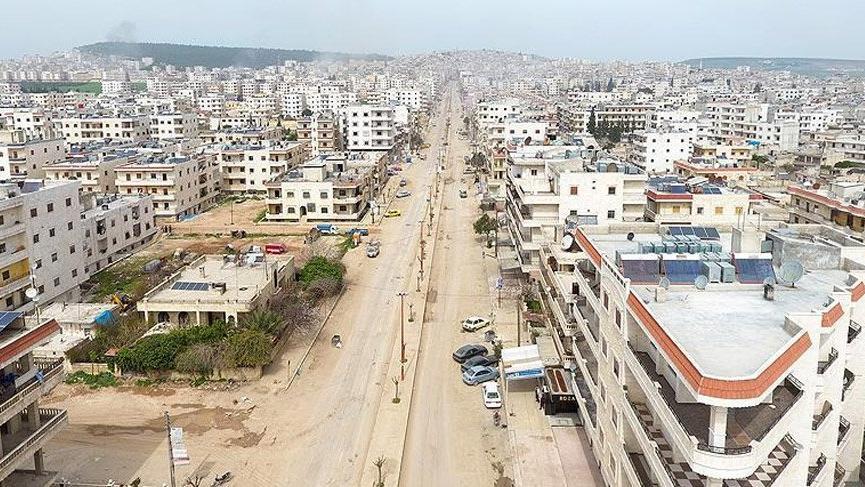 Afrin'de çete ve yağmacılara yönelik operasyonlar