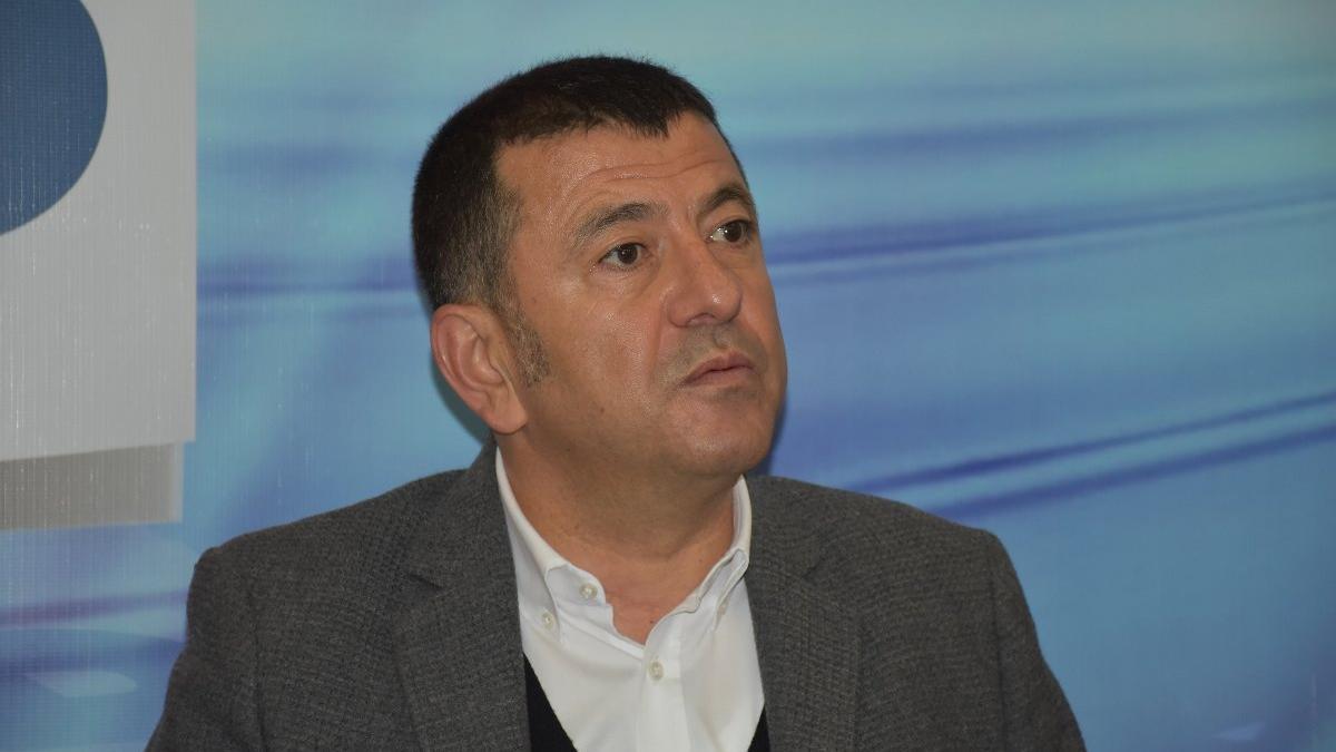 CHP'li Ağbaba'dan İnönü Stadı isyanı