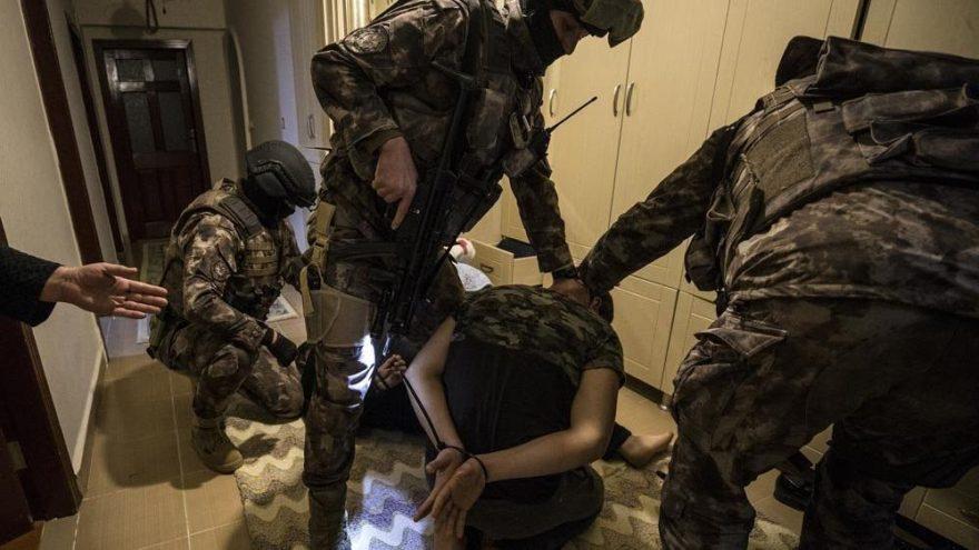 Ankara'da PKK/KCK'nın haraç çetesine operasyon