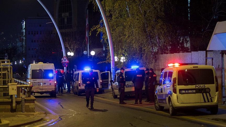 Son dakika... Ankara'da silah sesleri polisi alarma geçirdi