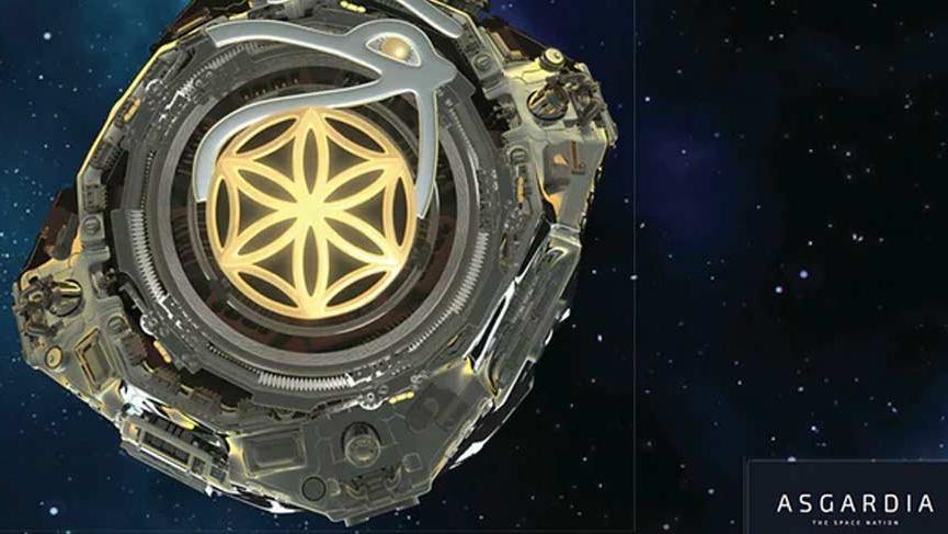 Asgardia nedir? İlk uzay ülkesi Asgardia'nın vatandaşlık ücretleri belli oldu