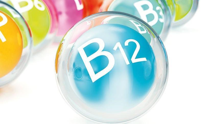 B12: Vitamin B12 nedir? Vitamin B12 eksikliği ne anlama gelir?