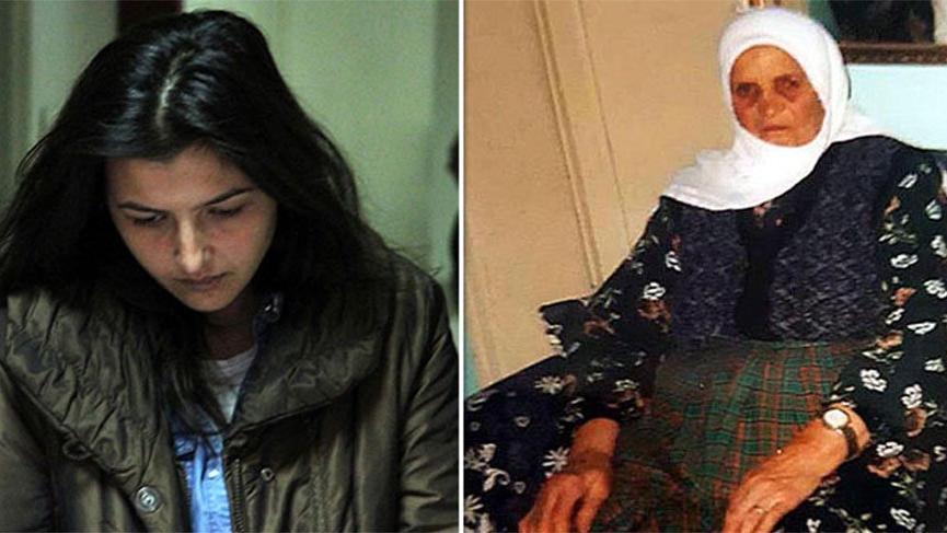 Babaanne cinayeti sanığı Fadime'ye, önce müebbet sonra 10 yıl hapis