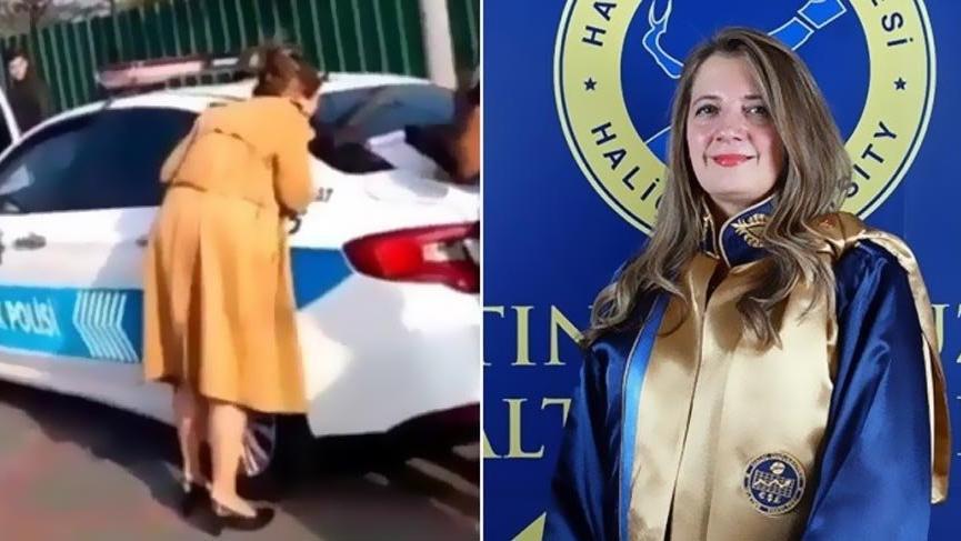 Türkiye'nin konuştuğu 'ehliyetsiz' öğretmen: Polis videoya kaydetmeye başlayınca sinir krizi geçirdim