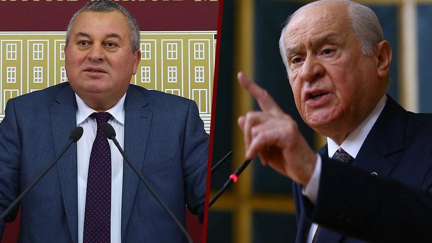 Bahçeli'den MHP'nin aykırı vekiline veto: Açıklamaları bizi bağlamayacaktır