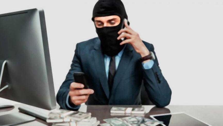 'Hesabınızdan para çekiyorlar' diyerek yapılan dolandırıcılık girişimine hapis