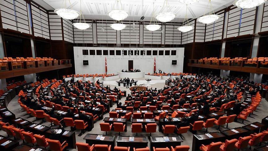 CHP, İYİ Parti ve HDP'nin grup önerileri kabul edilmedi