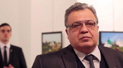 Karlov'un suikasti iddianamesi tamamlandı