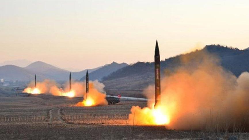 Kuzey Kore'nin 13 gizli füze tesisinin yeri tespit edildi
