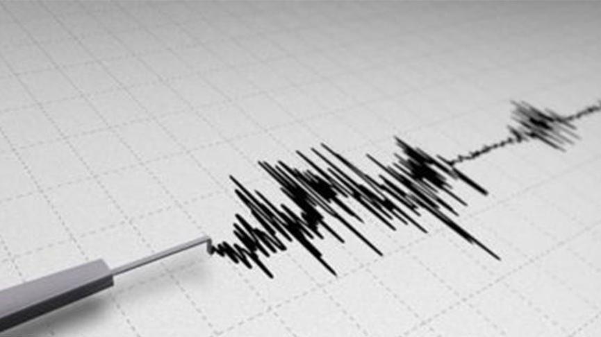 Son depremler | Ege Denizi'nde Karaburun açıklarında deprem!
