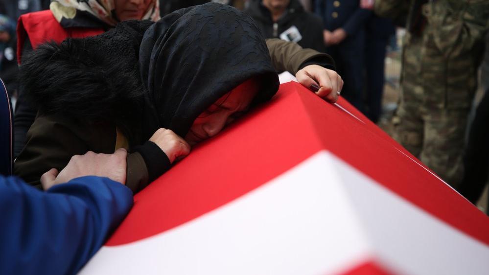 İstanbul Sancaktepe şehitleri ebediyete uğurlandı | Son dakika haberleri