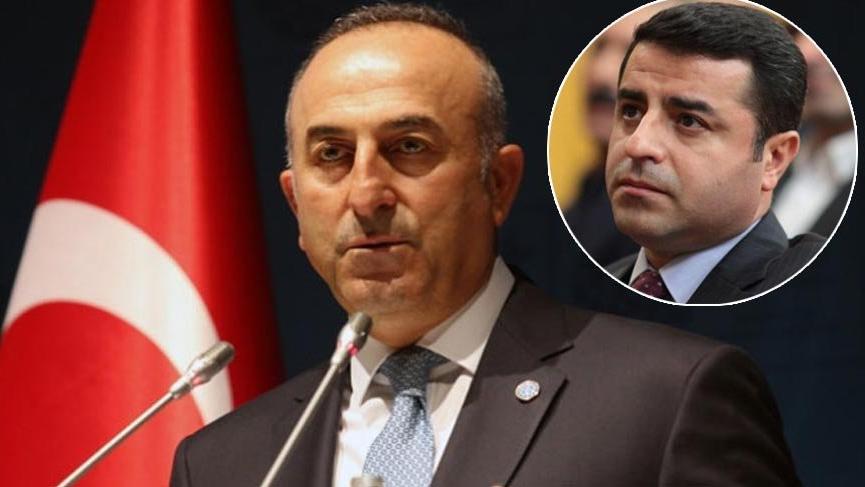 """Çavuşoğlu: """"AİHM'in kararına itiraz edeceğiz"""""""