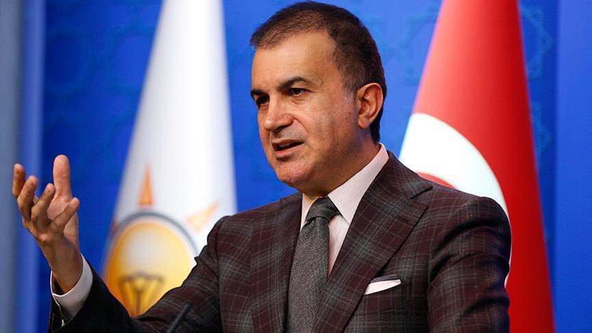 AKP Sözcüsü Çelik'ten flaş açıklamalar!