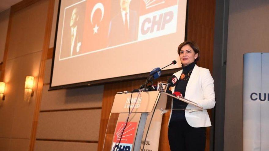 CHP İstanbul İl Başkanlığı 'İstanbul Kent Anayasası'nı açıkladı