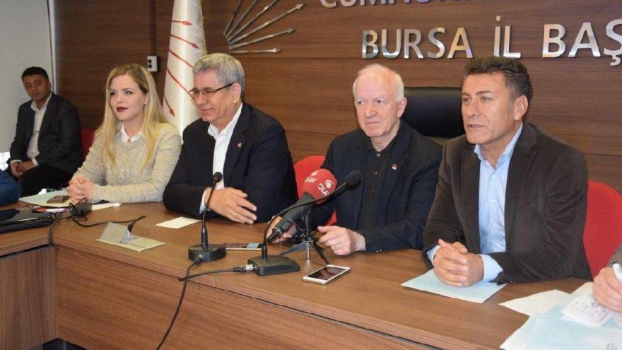 CHPli vekilin katılacağı konferansı iptal ettiler