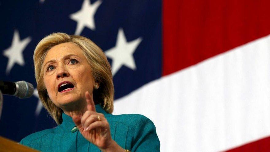 Clinton'la ilgili çarpıcı iddia: Durdurulması imkansız!