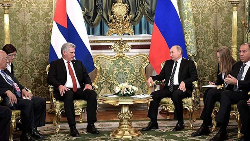 Rusya ve Küba'dan ABD'ye çağrı!
