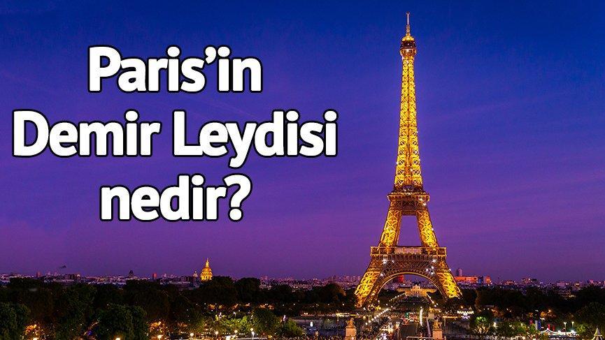 Hadi ipucu sorusu 4 Kasım: Paris'in Demir Leydisi nedir? İşte, Hadi ipucu cevabı…