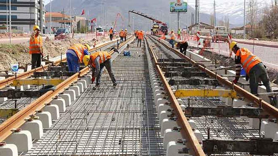 Demiryolu inşaatında yandaş kıyağı iddiası!