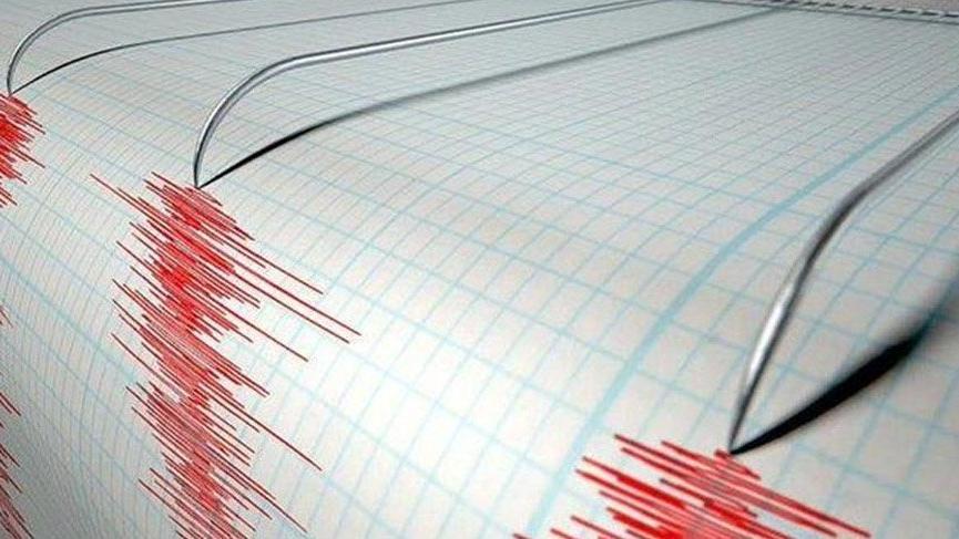 Erzurum'da panik yaratan deprem   Son depremler