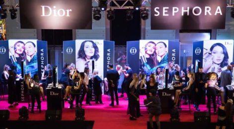 Sephora, Dior işbirliği ile yılın en iyi makyaj artistini seçti