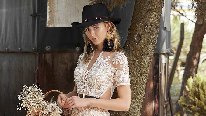 Yeni sezonun gözdesi 'Country Wedding'