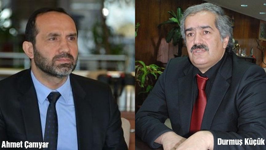 Son dakika: İki belediye başkanı görevden alındı