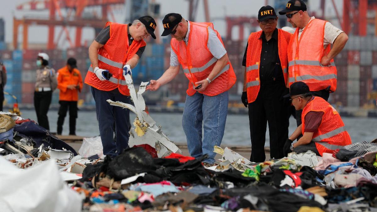 189 kişiye mezar olan uçağı ufacık bir tüp düşürmüş