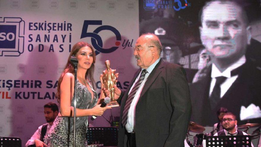 Ebru Yaşar, Atatürk'ü 'Selanik' türküsüyle andı