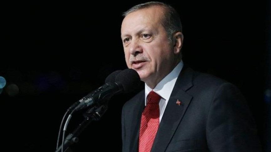 Cumhurbaşkanı Erdoğan'dan soğan açıklaması