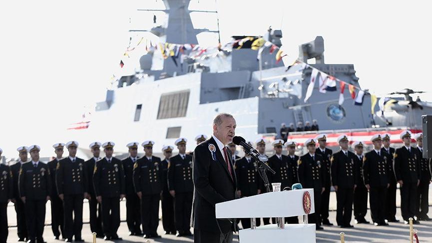 Erdoğan'dan Rumların doğalgaz arama çalışmalarına sert uyarı!