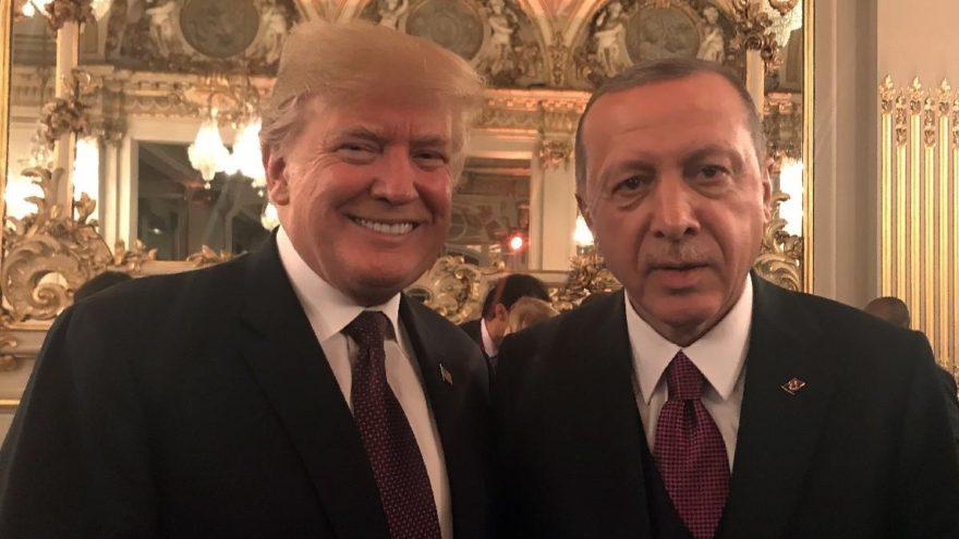 Trump'tan Erdoğan'a evet, Selman'a hayır