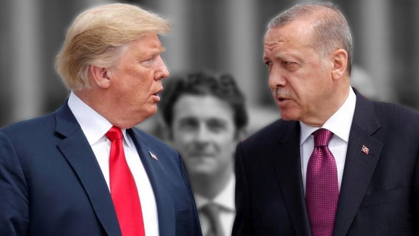 Son dakika… Trump ve Erdoğan'dan kritik görüşme