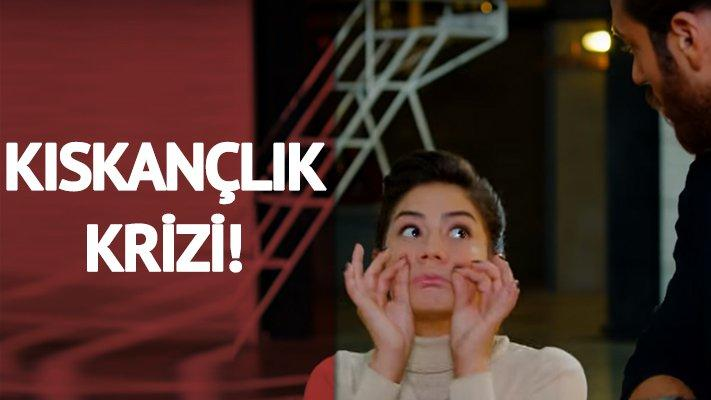 Erkenci Kuş 21. yeni bölüm fragmanı yayında! Can ve Sanem arasında kıskançlık krizi!