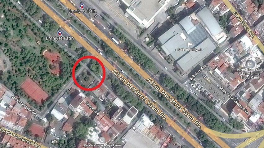 Fatih'te askeri alana kültür merkezi yapılacak