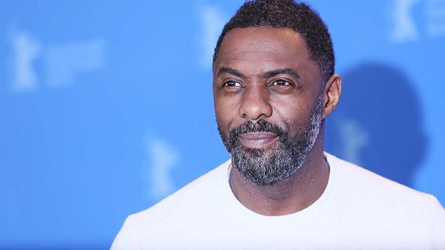 Idris Elba 'yaşayan en seksi erkek' seçildi