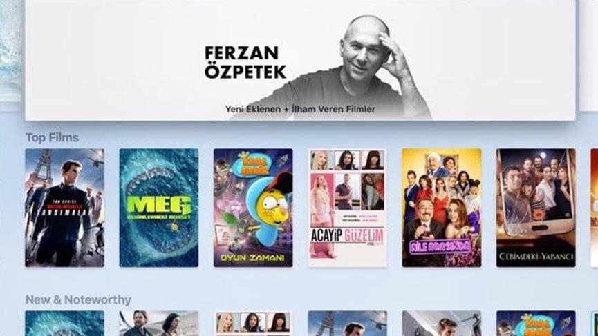 iTunes'ta Ferzan Özpetek seçkisi