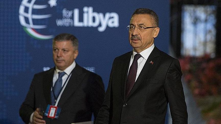 Libya konferansında kriz: Türkiye terk ediyor