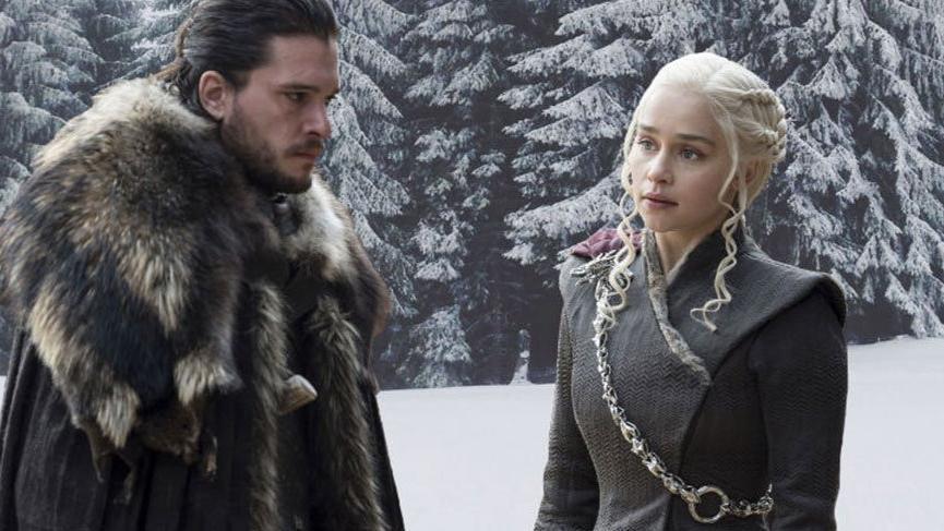 Game of Thrones'tan ilk resmi görüntü geldi! Final sezonu 3 film uzunluğunda olacak
