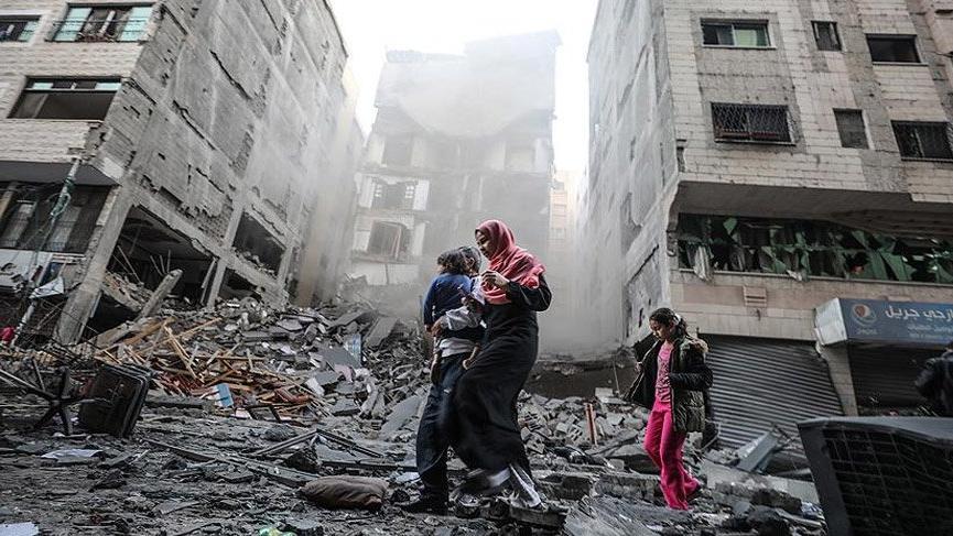 Gazze'de ateşkes sağlandı!