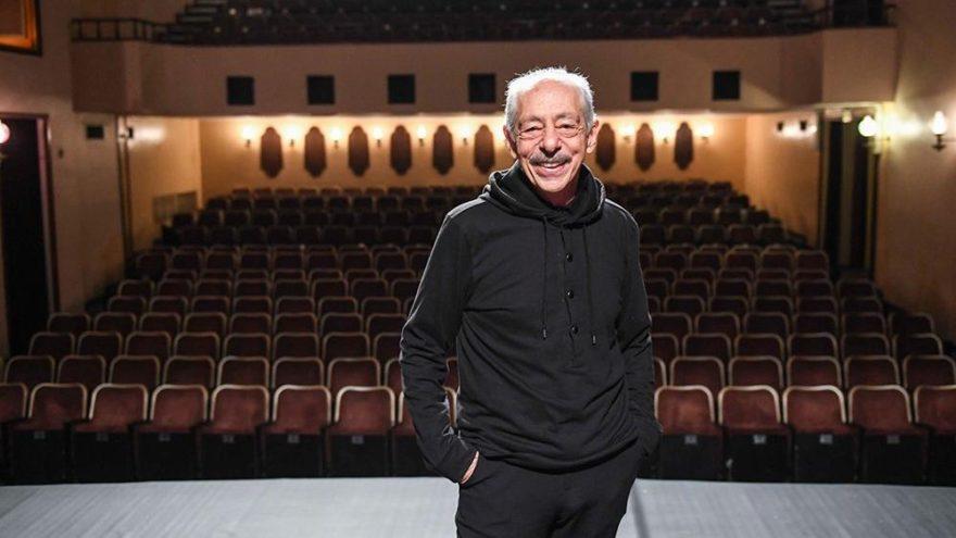 Dostlar Tiyatrosu 50'inci yılına ustalarla 'Merhaba' diyor