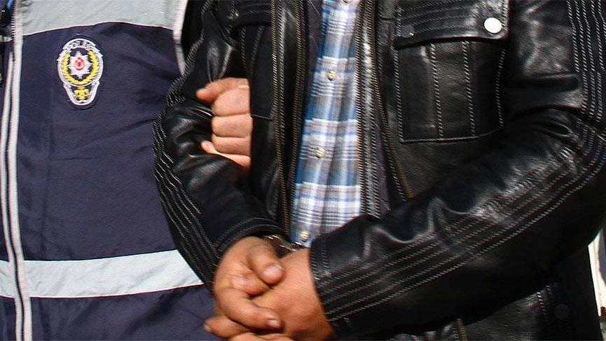 Adana'da pompalı tüfekle bara giren kişi yakalandı