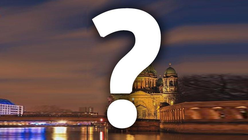 Hadi ipucu sorusu: Almanya'nın başkenti neresi? Altın Ayı film festivali hangi şehirde düzenlenmekte?