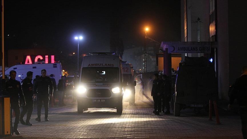 Hakkari üs bölgesindeki patlamaya ilişkin rapor açıklandı