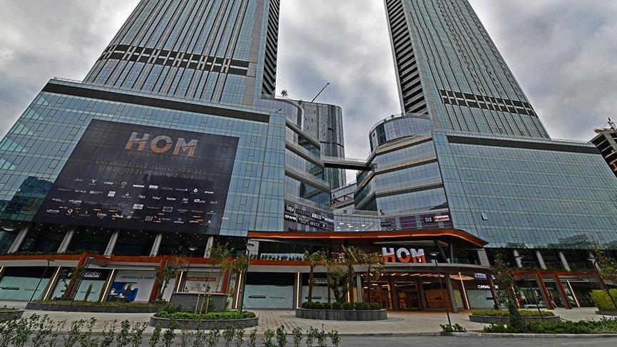 HOM Design Center açıldı