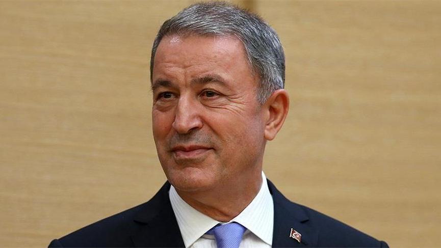 Bakan Akar'dan ABD Genel Kurmay Başkanı'na: İşbirliğini sonlandırın
