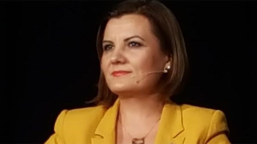 CHP'li Fatma Kaplan Hürriyet'ten yayın yasağına tepki